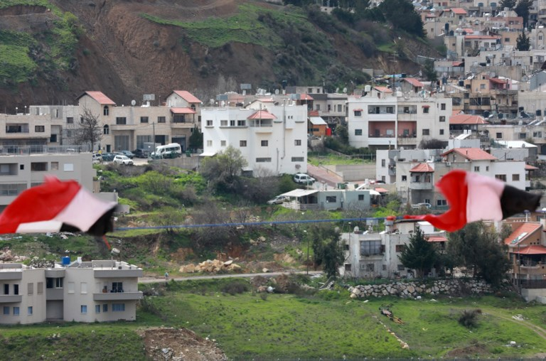 Rallies sweep Syria to condemn U.S. Golan move