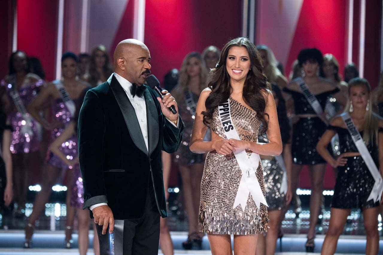 The highs and lows at Miss Universe 2017