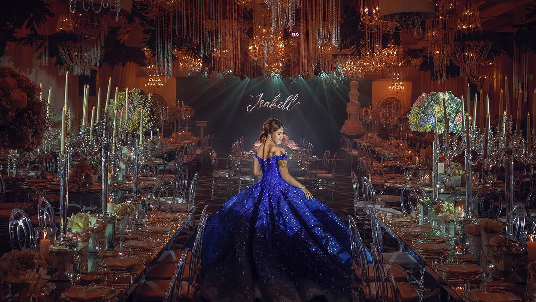 IN PHOTOS: Scenes from Isabelle Duterte's grand debut
