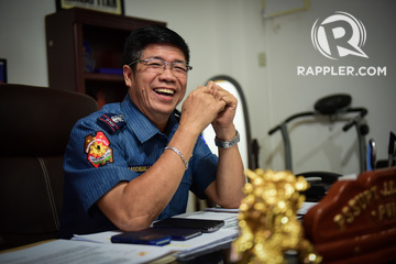 Caloocan police most trusted? 'Muntikan na ako himatayin,' says chief
