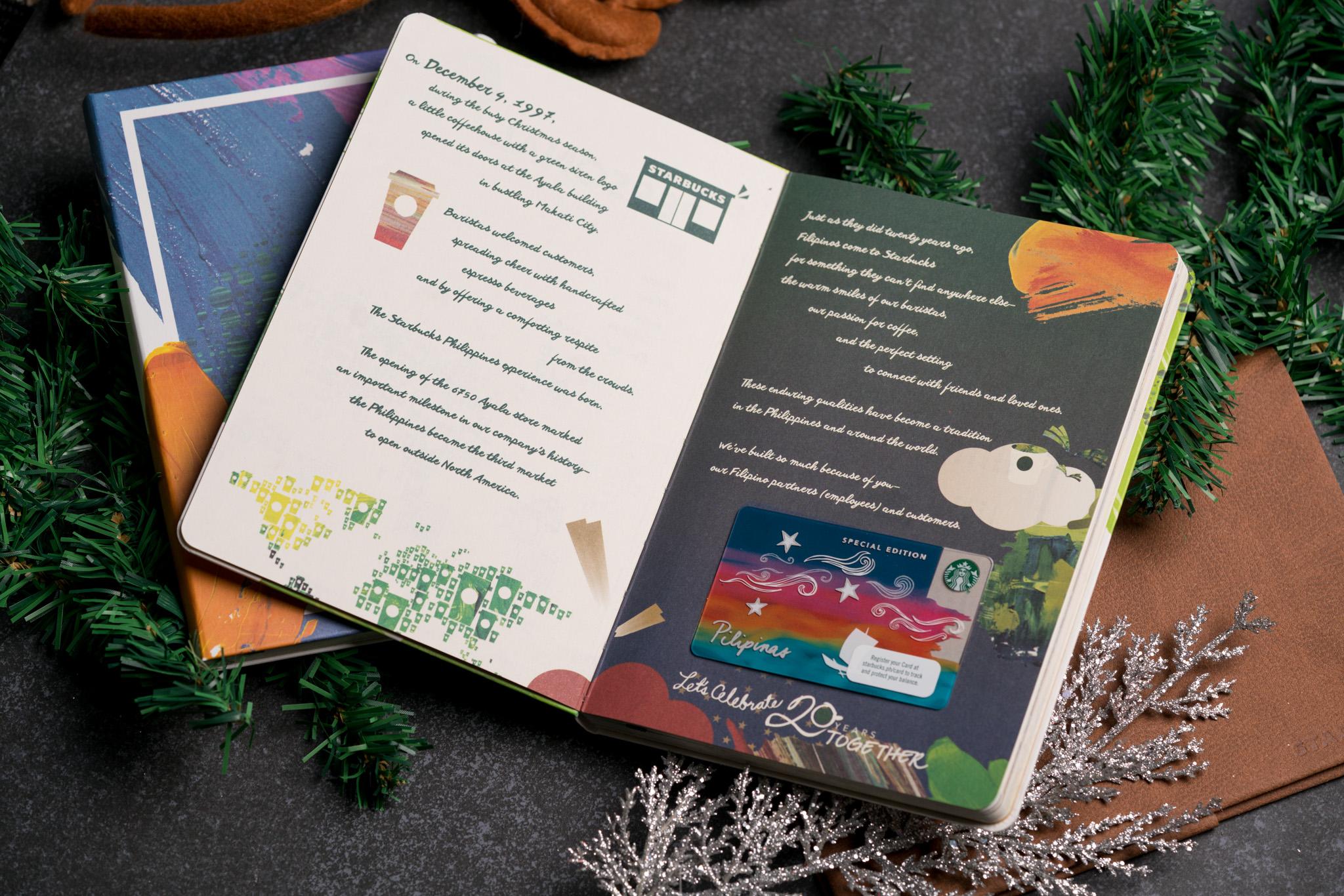 IN PHOTOS: Starbucks PH's 2018 planner