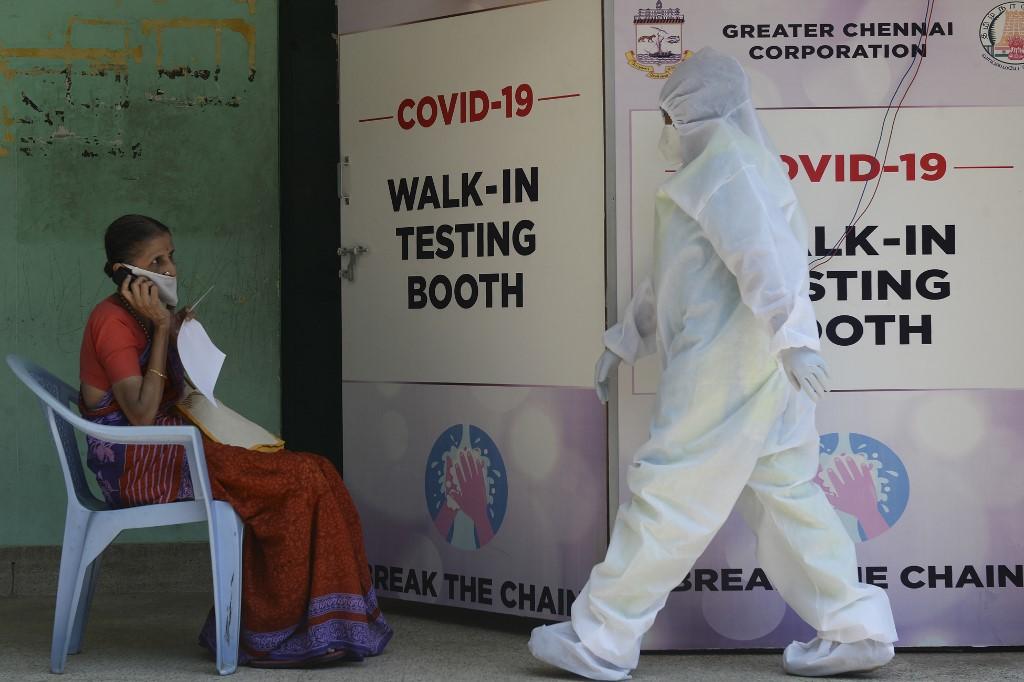 India passes 500,000 coronavirus cases - Rappler