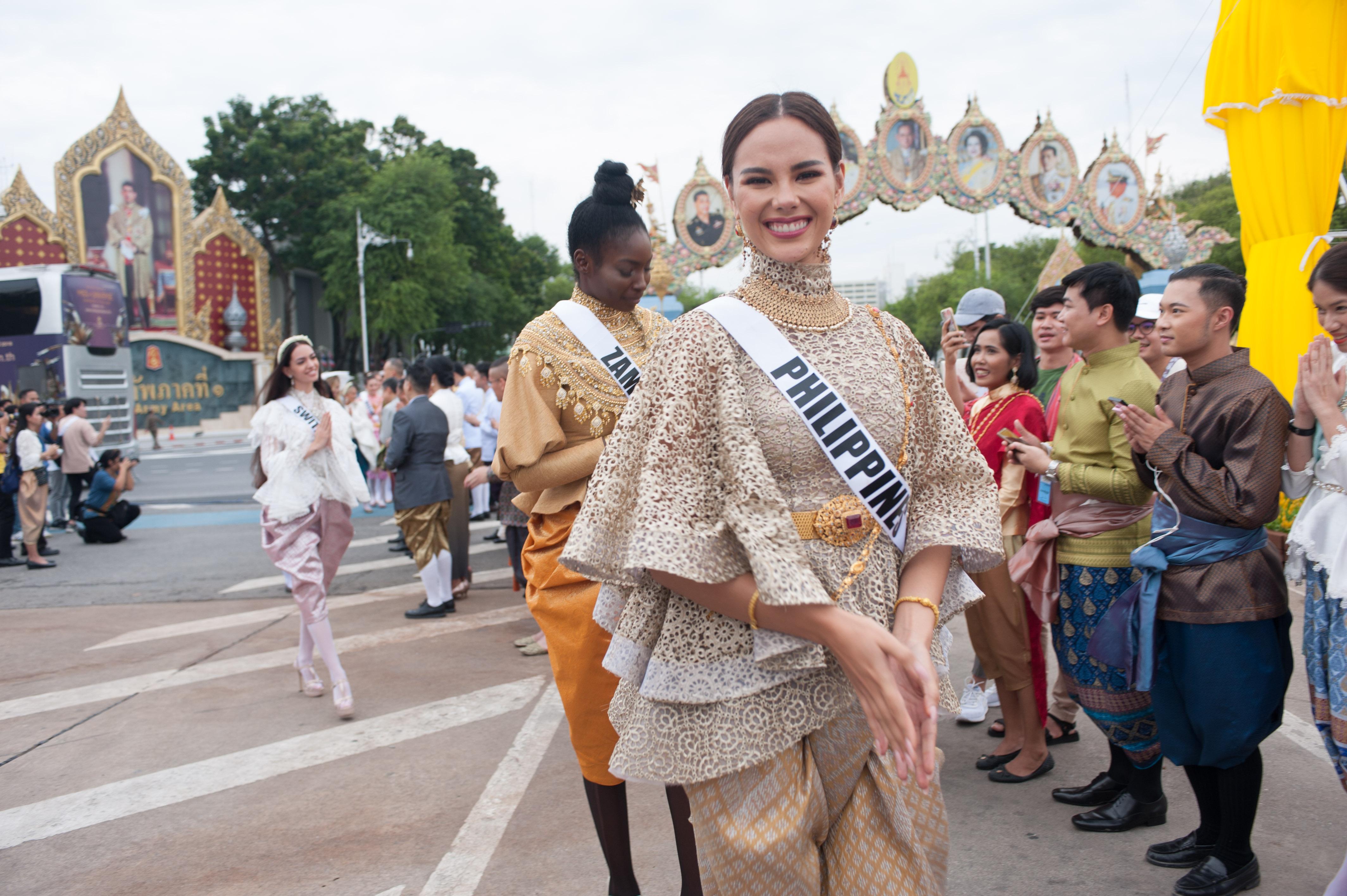 Catriona Gray at Miss Universe 2018: Ambassador for PH culture, design - Rappler image