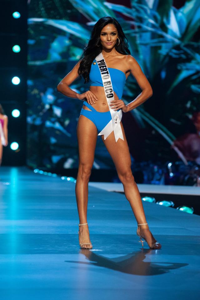 Kiara Ortega, Miss Puerto Rico 2018