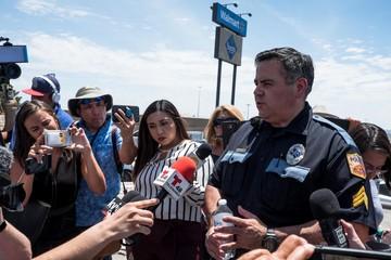 Gunman kills 20 at Texas Walmart store in latest U S  mass