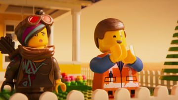 The Lego Movie 2 The Second Part Review Brazen Fun Weighty Wisdom