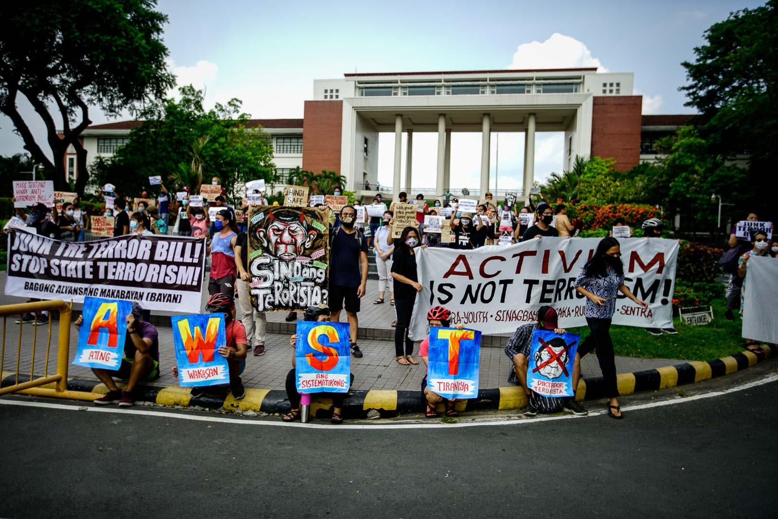 U.N. report raises concern over 'problematic' PH anti-terror bill