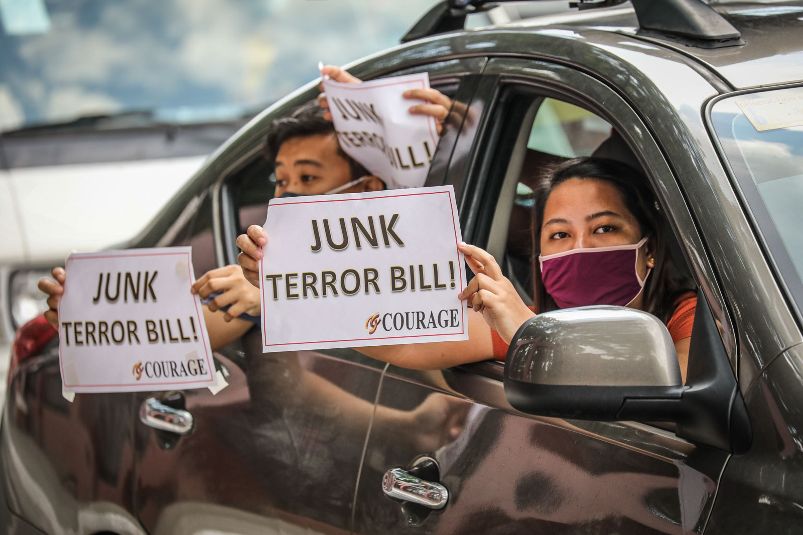 Carpio: Once a law, anti-terror bill can be questioned in court ...