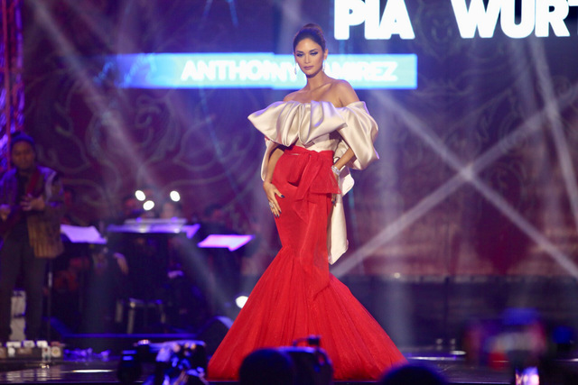 QUEEN PIA. Pia Wurtzbach. Photo by Jory Rivera