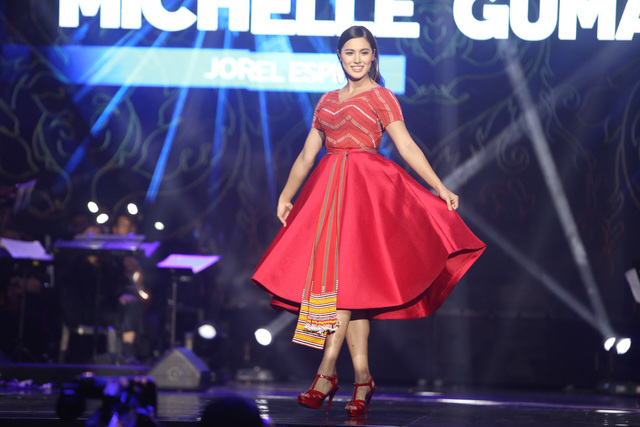 GLOBE FASHION. Michel Gumabao. Photo by Jory Rivera
