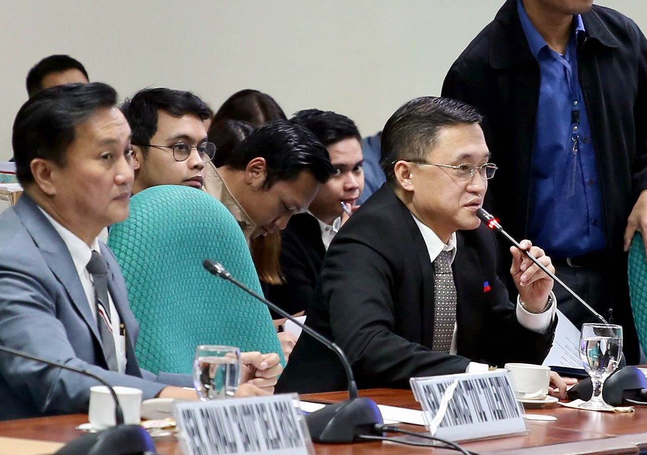 In hearing led by Bong Go, OP 2020 budget approved in minutes