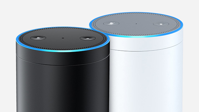 AMAZON ECHO. Photo from Amazon
