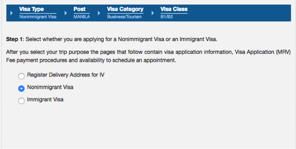 Us tourist visa application guide tips and reminders spiritdancerdesigns Choice Image