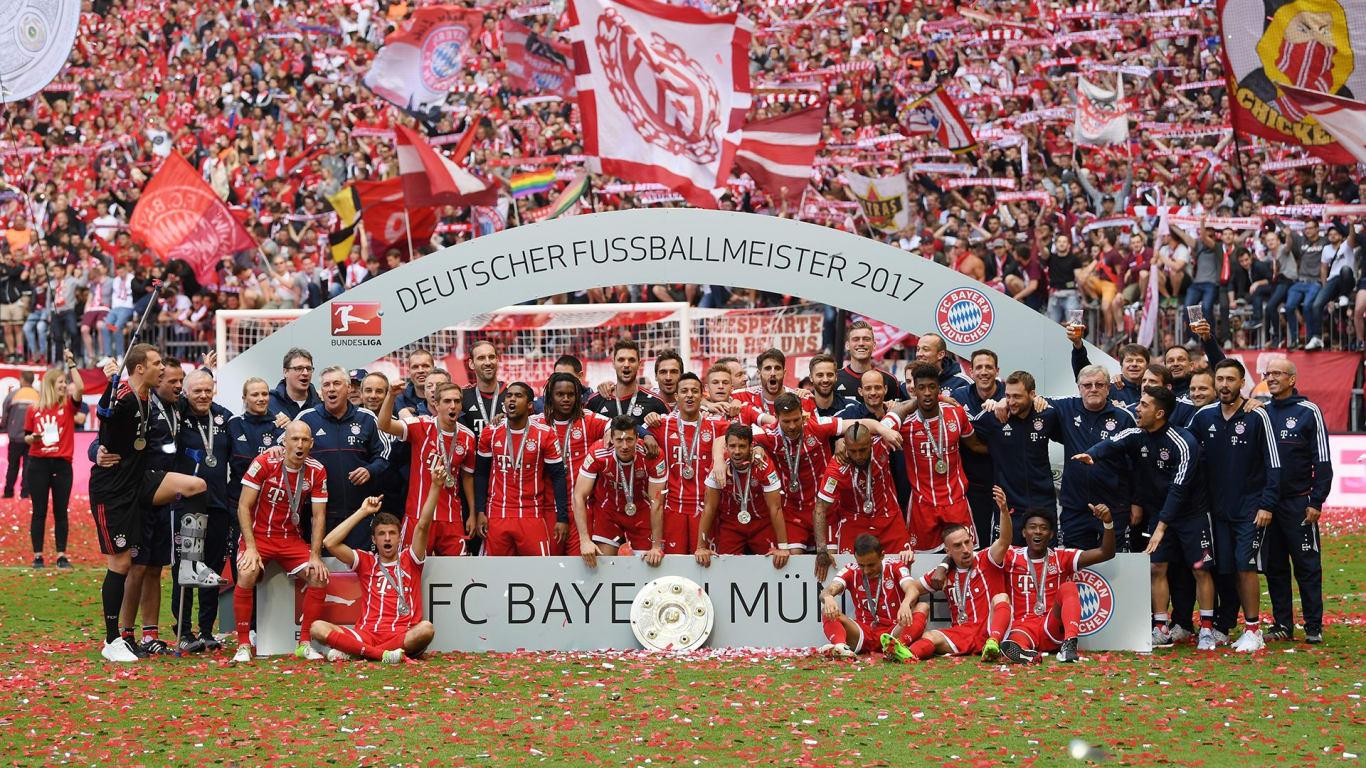 Bayern Deutscher Meister 2021
