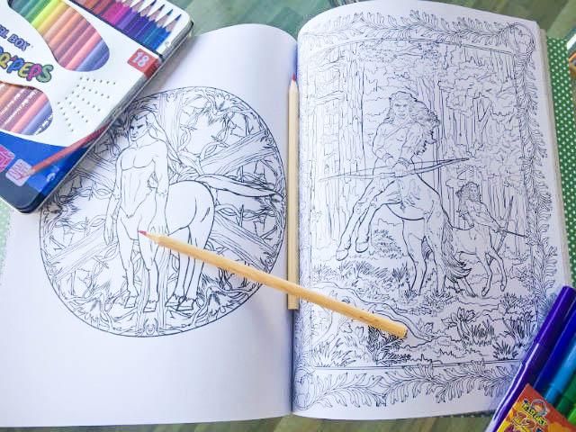 coloring book craze poses headache for crayon makers