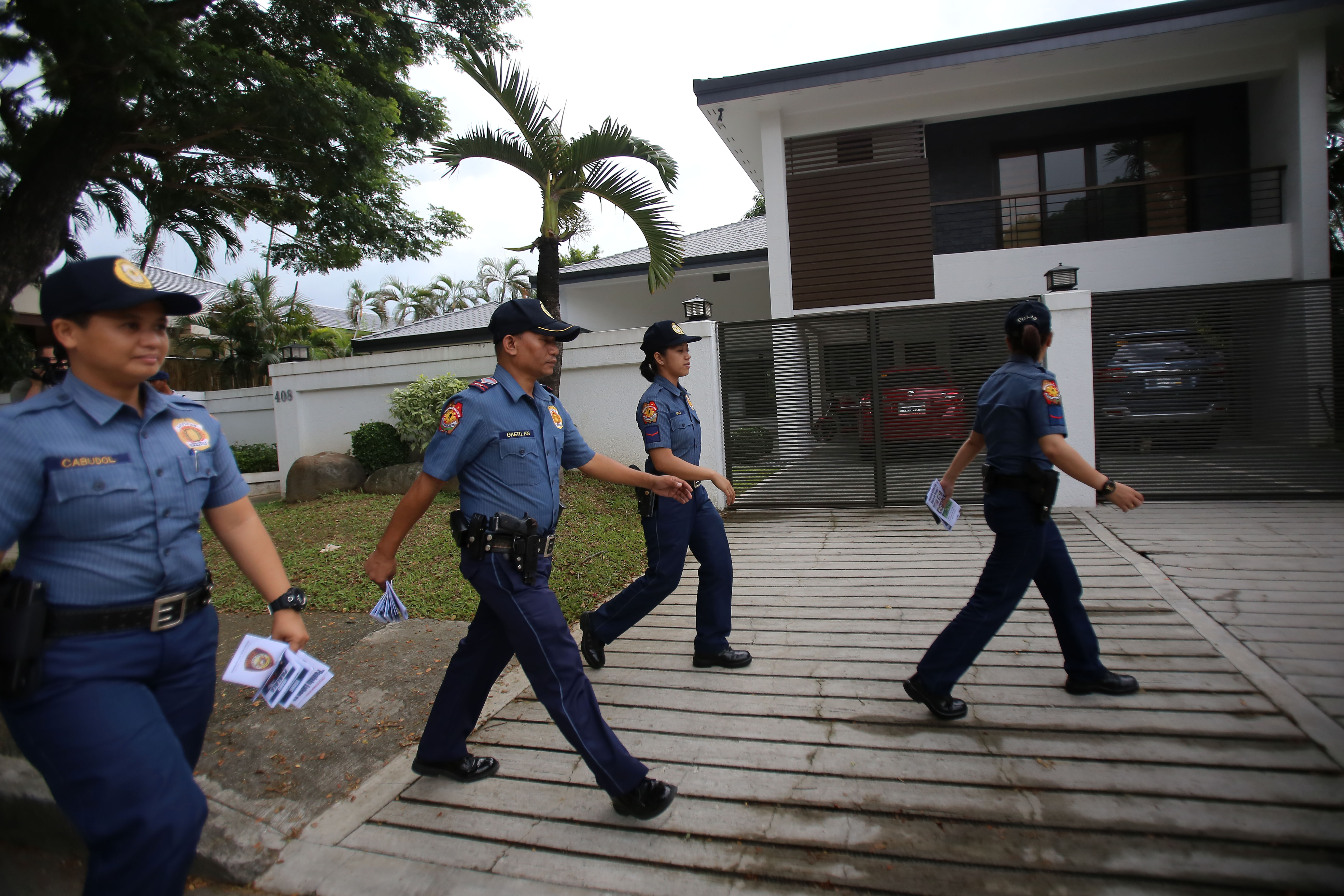 PNP to require human rights officers, advocates in Tokhang ops