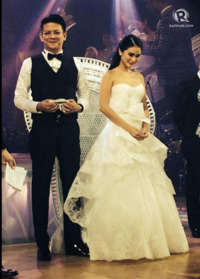 In Photos Heart Evangelista In All Her Stunning Wedding