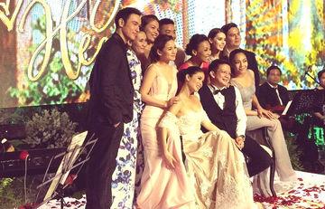 fe93a69d168 IN PHOTOS  Heart Evangelista and Chiz Escudero at Balesin wedding ...