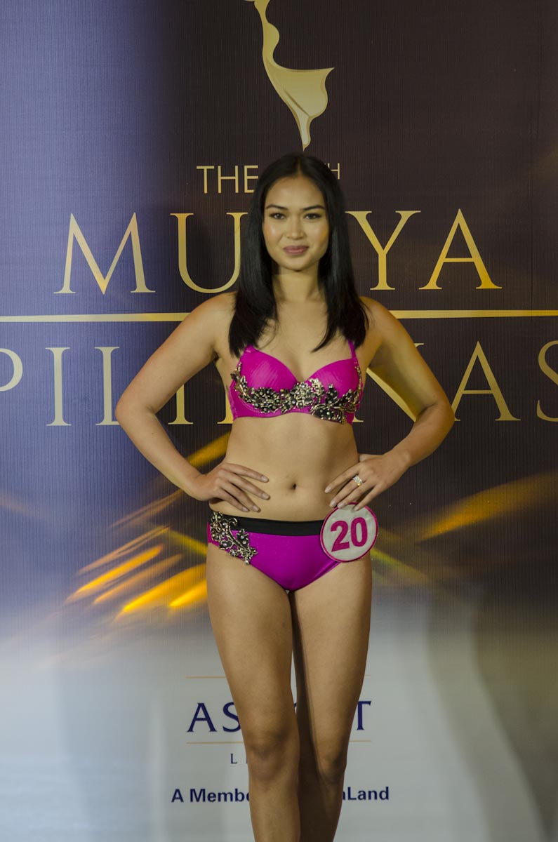 IN PHOTOS: The 50 candidates of Mutya ng Pilipinas 2018