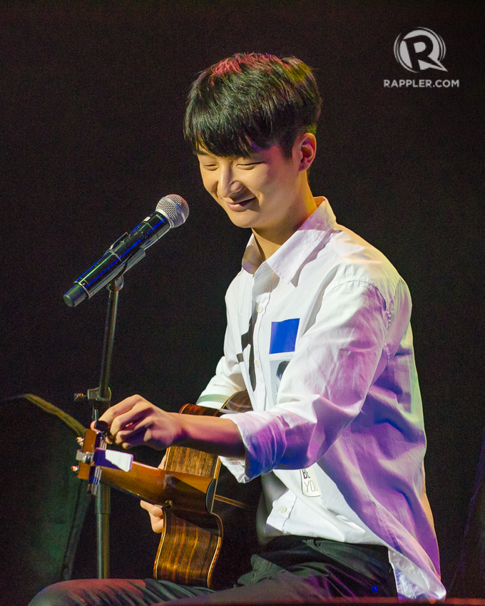 IN PHOTOS: Guitar prodigy Sungha Jung plays for Manila fans, debuts