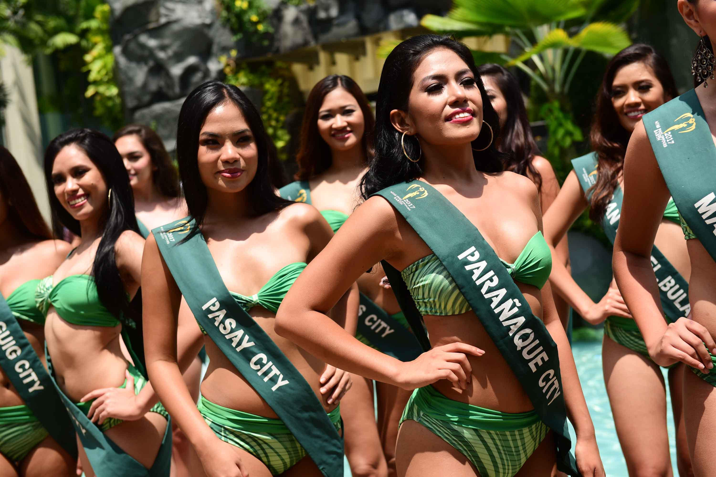 in photos meet the 40 candidates of miss ph earth 2017