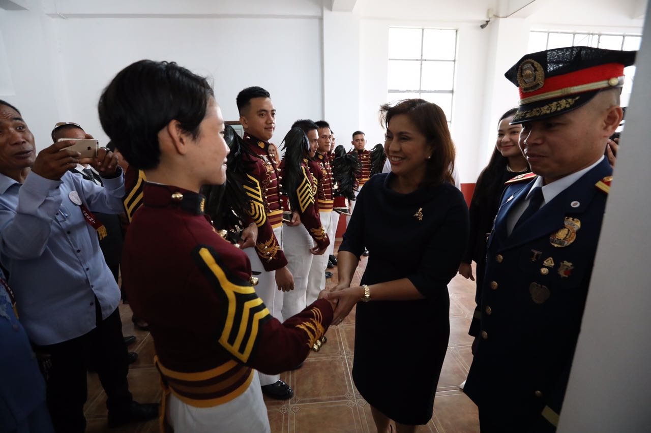 PNPA's sole female topnotcher: What men can do, we can do too