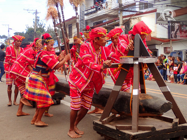 IN PHOTOS: Kaamulan, a colorful indigenous festival in
