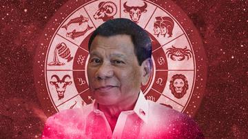 What President Rodrigo Duterte's birth chart says about him