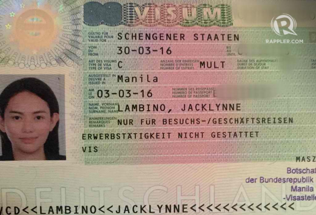 Employment Letter For Netherlands Visa