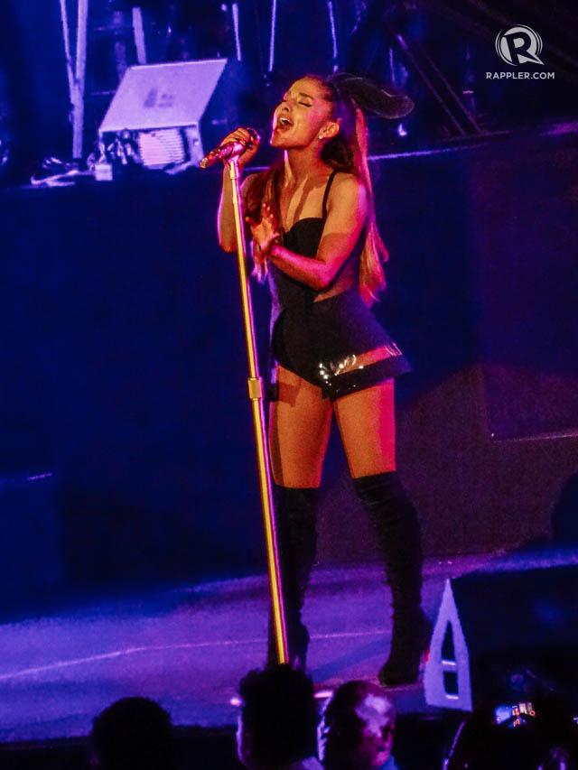 Ariana Grande Tour In Manila