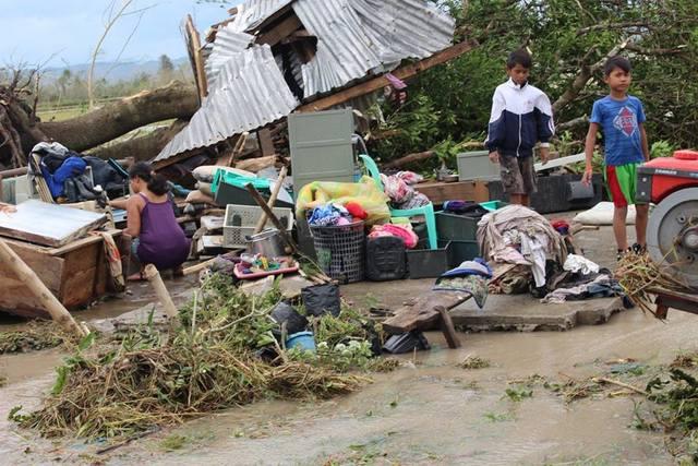 AFTERMATH. Super Typhoon Lawin (Haima) battered Cagayan on October 19, 2016. Photo by Raymon Dullana/Rappler