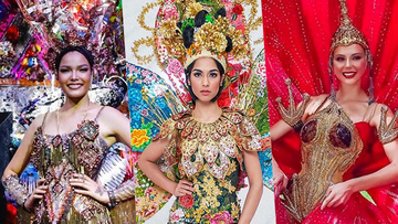 IN PHOTOS Miss Universe 2019 national costumes