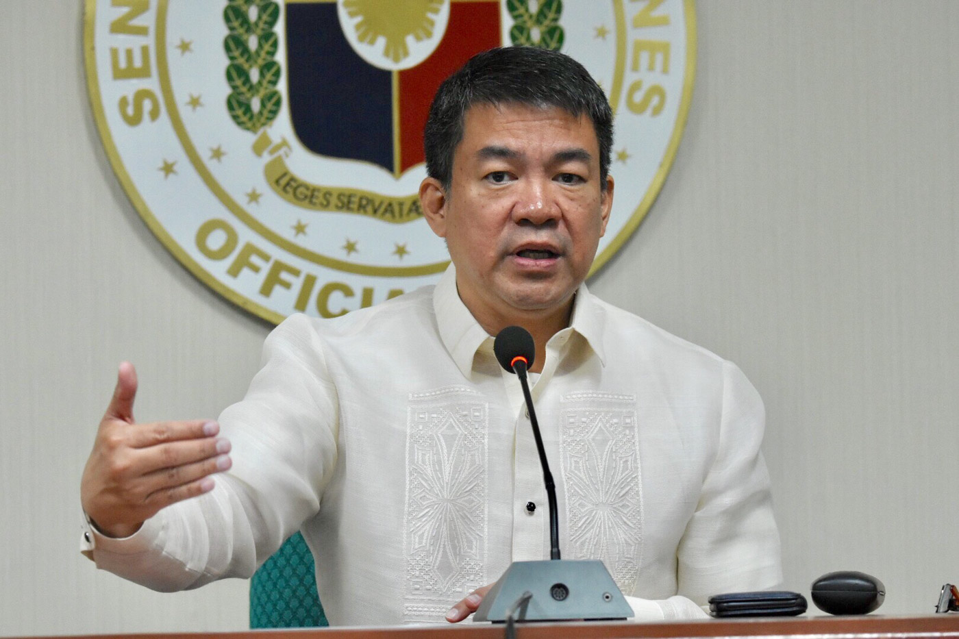 Makati Med denounces Pimentel's 'irresponsible, reckless' protocol ...