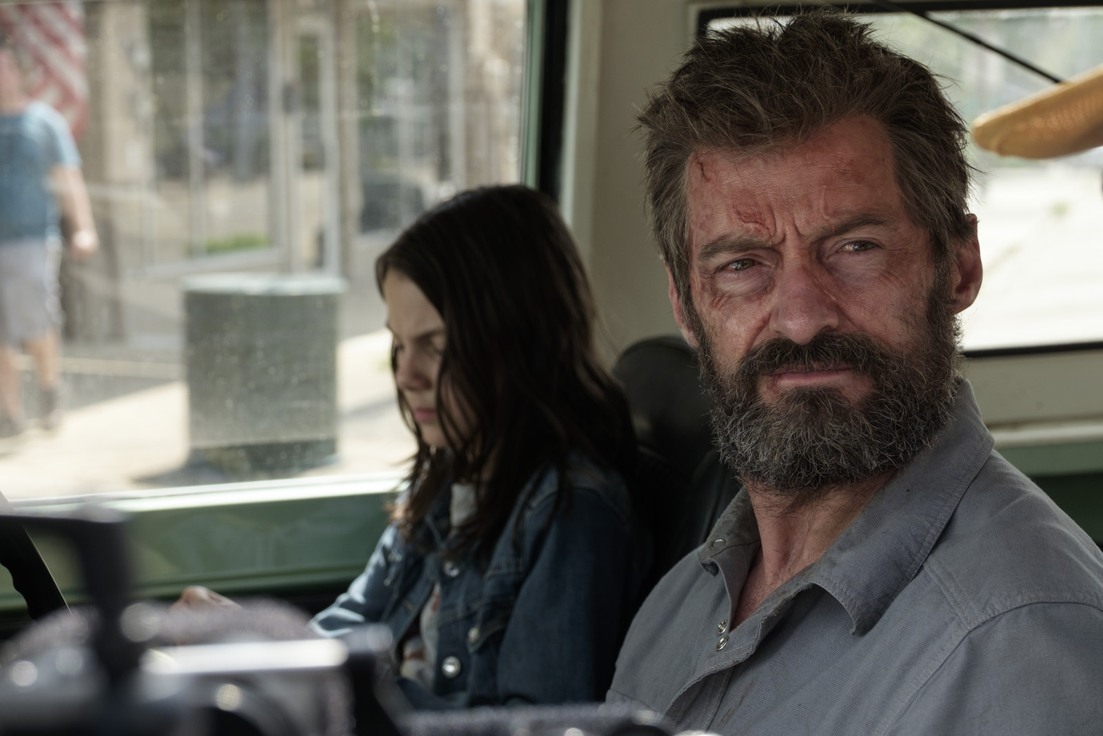 'LOGAN.' Hugh Jackman plays Wolverine one last time in the upcoming 'X-Men' installment. Photo courtesy of Warner Bros