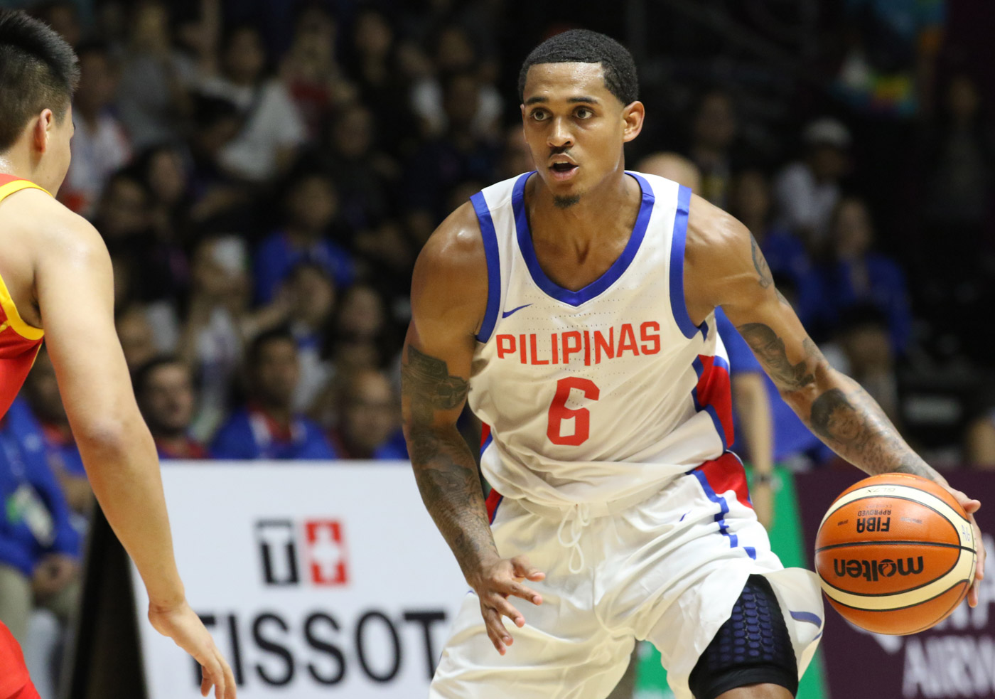 d2438e254e2 Clarkson-led Gilas falls short vs China in 2018 Asian Games