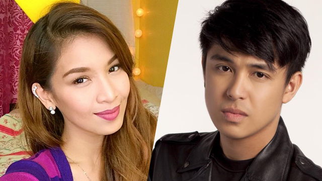 NOT TRUE. Singer Neo slams rumors about him dating Mich Liggayu. Photos from Instagram/@jamich/Facebook/Neo Domingo