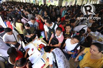 New Metro Manila minimum wage set at P500 to P537