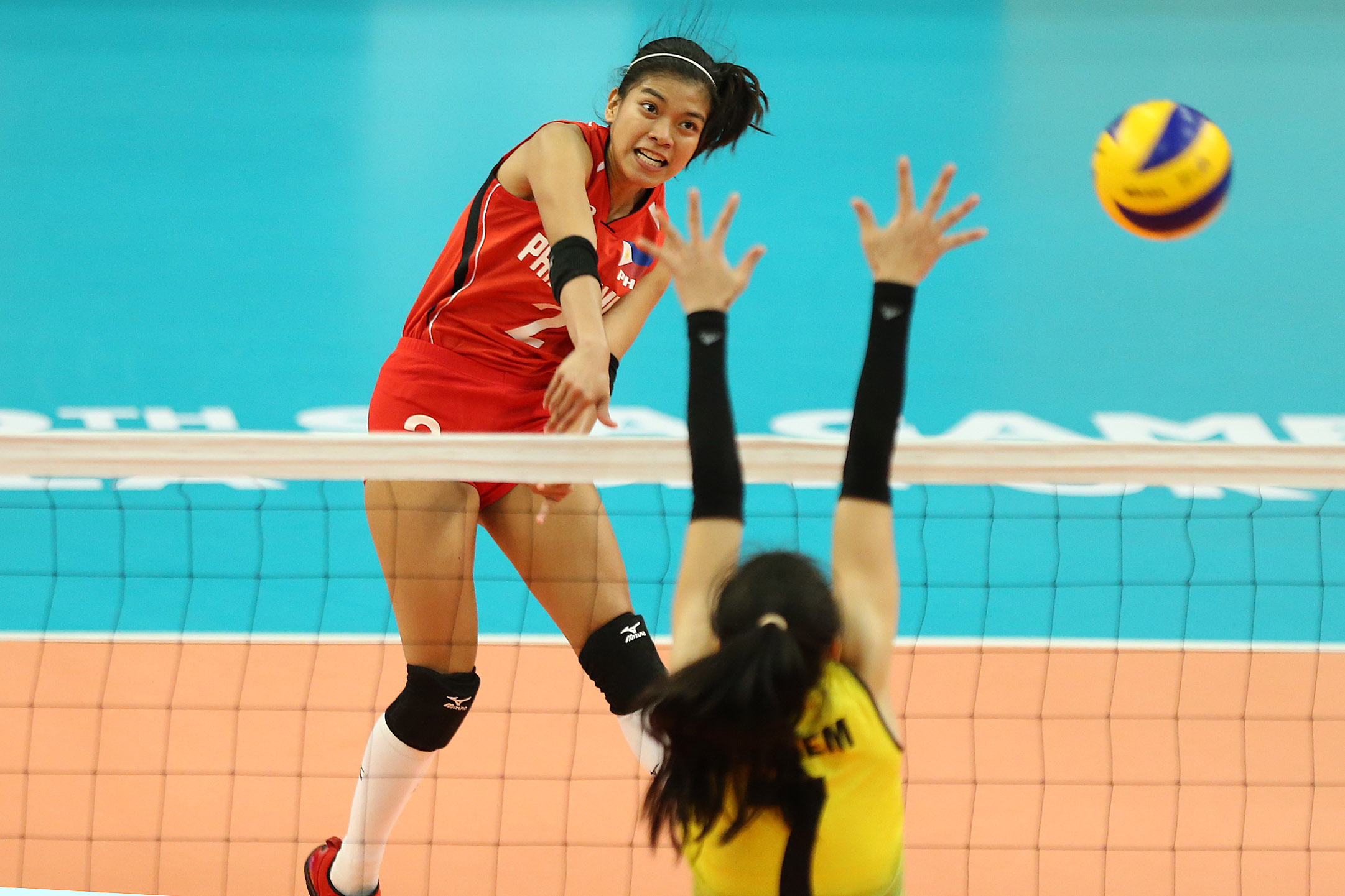 PH women's volleyball loses to Vietnam, misses out on SEAG ...