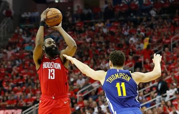 6062e565081c James Harden gives the Rockets a fighting chance in the series against the  defending