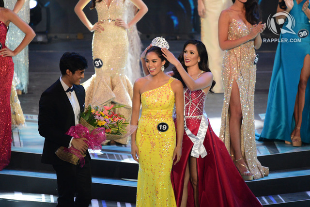 GLOBE BOUND. Michele Gumabao is set to compete in Miss Globe. Photo by Rappler