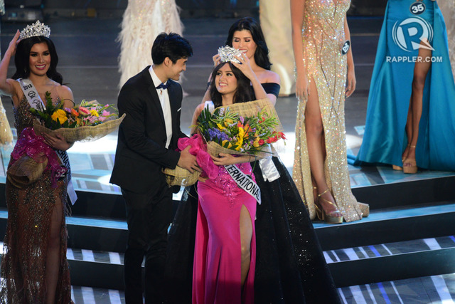 SWEET LOOKING. Athisa Manalo is the youngest among this year's queens. Photo by Rappler