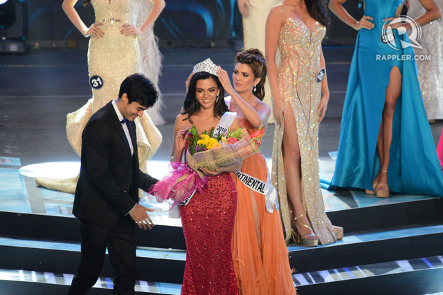 HOPING FOR THE FIRST. Karen Gallman hopes to be the 1st Filipina to finally win Miss Intercontinental after Katarina Rodriguez's 1st runner-up finish. Photo by Rappler