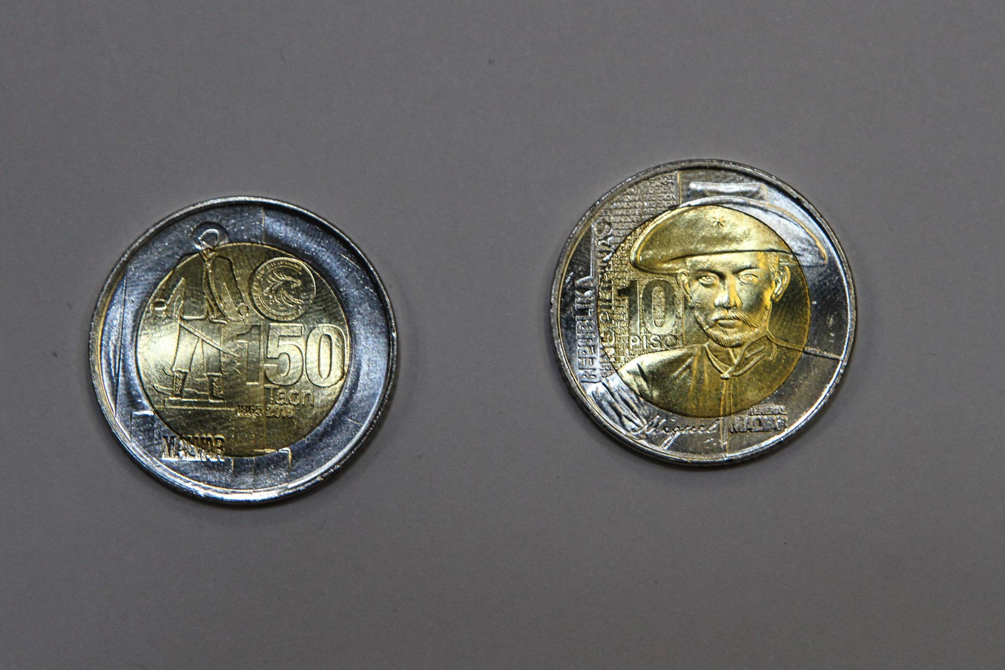 BSP Issues Limited Edition P10-Miguel Malvar Coin
