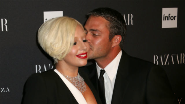 Lady Gaga engaged to actor Taylor Kinney