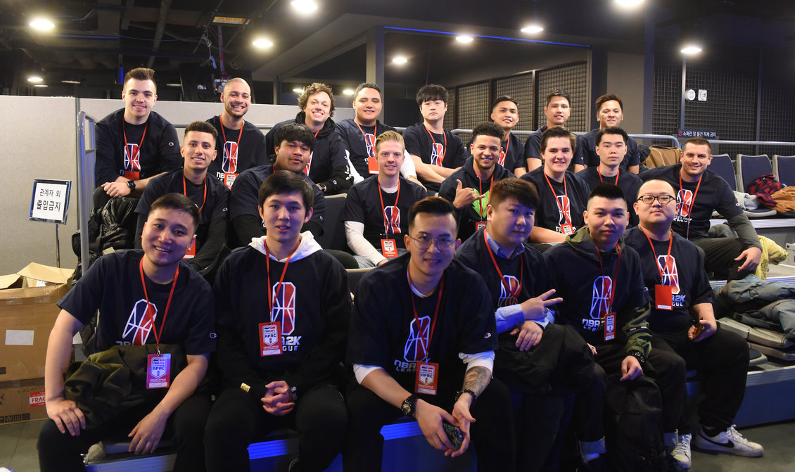 Meet 3 Pinoy bets in NBA 2K League Asia-Pacific