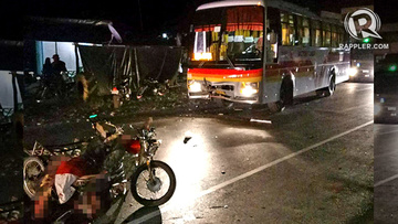 3 dead, 5 injured in Zambales road crash
