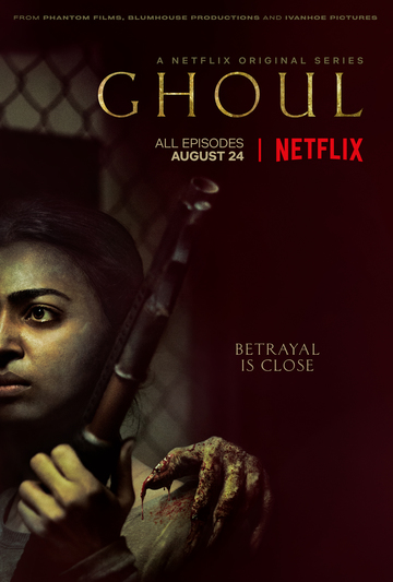Netflix to stream first original Indian series 'Ghoul'
