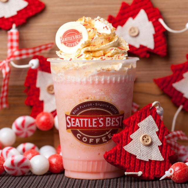 Where You Can Get A 'Peppermint Chocnut Latte' And 24