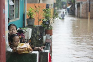 Waspada 6 penyakit yang sering muncul pada musim banjir